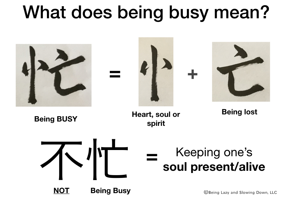 Mean busy does what user Does `user